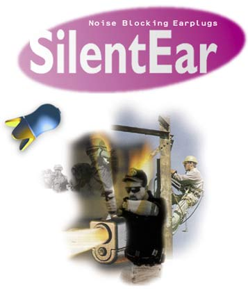 Ear Plug for Personal Protection and Painless Flying